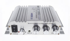 Car Home Power Amplifier 2.1 -Channel Heavy Bass 300W Car Audio Player MP3