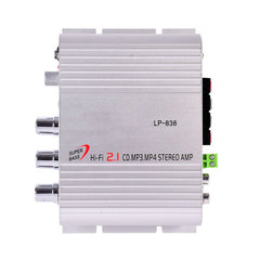12V 200W Mini Hi-Fi  LP-838 Amplifier