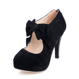 Big Size 30-47 Fashion Platform High Heels Women Pumps