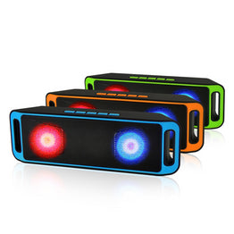 Tourya S6 Wireless Bluetooth Speaker With Subwoofer
