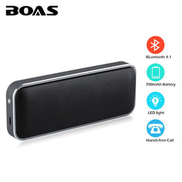 Portable BOAS sport wireless bluetooth 4.1 with MIC aluminum