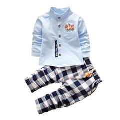 Fashionable Hippie Design Outfit Clothing Set for Boys
