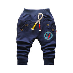 Fashion Spring Design Baby Boy Pants