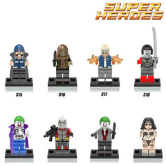 1PC Suicide Squad DIY Figures Toys