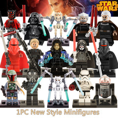 Star Wars DIY Building Blocks 1 Pc