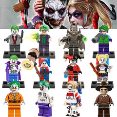 Marvel DC Superheroes Suicide Squad DIY Building Blocks
