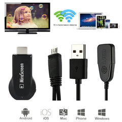 MiraScreen OTA TV Stick Dongle Better Than EasyCast Wi-Fi Display Receiver