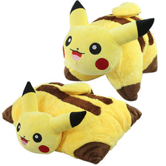 Pokemon: Pikachu Plush Pillow Kawaii Japanese Doll