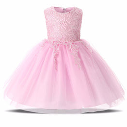 Fairy Lace Dresses For Baby Girl