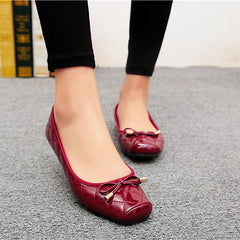 Women Casual Bowtie Casual Shoes