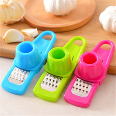 High Quality Creative Simple Grind Garlic Ginger Device Kitchen Gadget