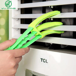 Airconditioning stall door washable cleaning brush 88g