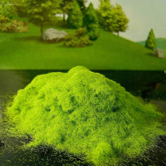 Artificial Grass Powder Sandbox Game Craft Decor Micro Landscape Decoration