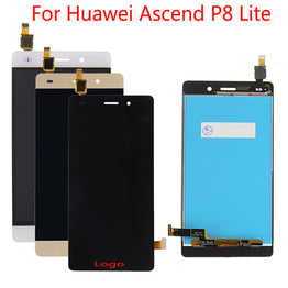 Huawei Ascend P8 Lite Black/White/Gold Full LCD Display Digitizer
