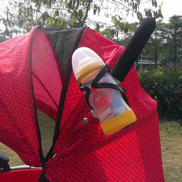 Bottle Holder for Baby Stroller Carriage