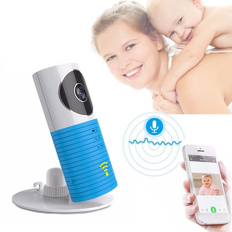 Baby Monitor with Camera Wireless Wifi IP Security Night Vision Audio Intercom