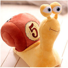 3D Turbo Cartoon Stuffed Plush Animal Toy For Kids
