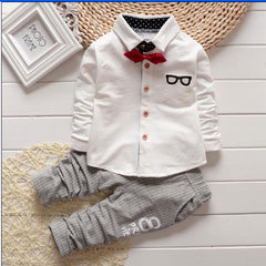 Fashionable Gentleman Suit for Toddlers