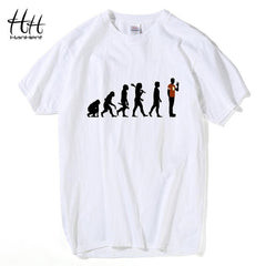 HanHent The Big Bang Theory T-shirts for Men