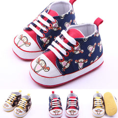 Non-Slip First Walkers Shoes for Baby
