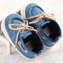 Anti-skid Spring / Autumn Lace Baby Shoes for Toddler