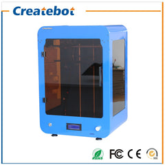 High Precision Createbot Max 3D Printer 4G SD Card