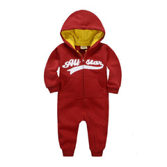 Baby Rompers Cotton Tracksuit