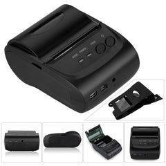 58mm Wireless Bluetooth Android Portable Thermal Receipt Printer With Cover