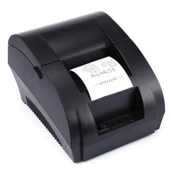 POS Receipt Thermal Printer 90mm/s USB Port Low Noise