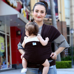 Aluminum Ring Adjustable Water Ring Sling Baby Carrier