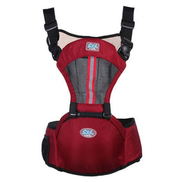 Single Shoulder Multifunctional Baby Carrier Polyester