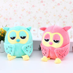 Soft Stuffed Plush Owl Animal Cuddly Baby Toy
