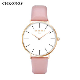 CHRONOS Quartz Movement Couple Watch