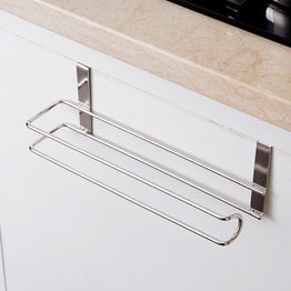 Stainless Steel Kitchen Tissue Holder Rack