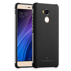 Luxury Anti-Knock Rubber Protective Case For Xiaomi Redmi 4