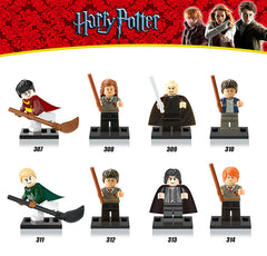 Harry Potter Half-Blood Prince Ron Lord Voldemort DIY Building Blocks