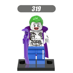 DC Suicide Squad DIY Joker Harley Quinn Batman Building Blocks
