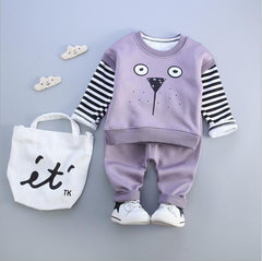 Cotton Thermal Outer wear with Long Sleeve For Baby Boys