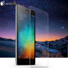 9H 2.5D Tempered Glass Premium Screen Protector for Redmi 3/3S
