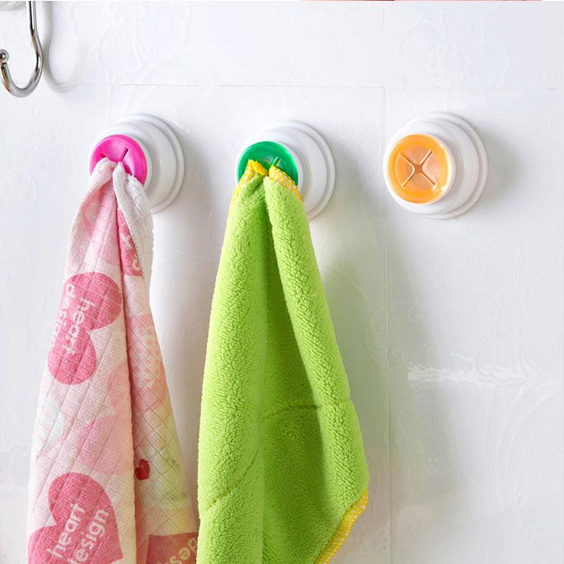 1 Piece Wash Cloth Clip holder Hand Towel Rack