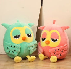 Night Owl Plush Stuffed Doll Toys