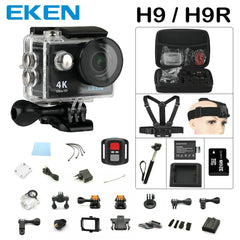 EKEN H9 / H9R FHD 4K WiFi Action Camera