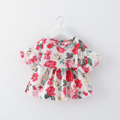0-2T Party Cute Infant Girl's Dress