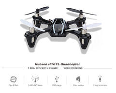 Upgraded Hubsan X4 H107L Mini Drones 2.4G 4CH RC Quadcopter
