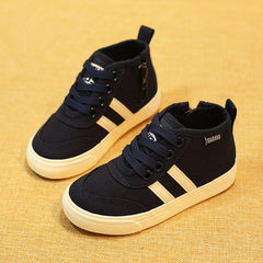 Children Canvas Casual Shoes Snicker