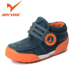 JOYYOU Fashion Sports Ankle Canvas Boots