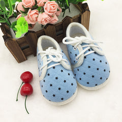 Anti Slip Casual Cotton Crib Shoes
