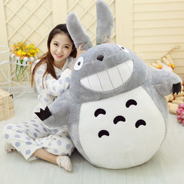 Totoro Plush Stuffed Doll Pillow