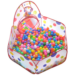Colorful Ball Soft Plastic Baby Kid Swim Pit Water Pool