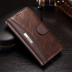 IDOOLS Dirt Resistant PU Leather Wallet Cover for Xiaomi Redmi 4/4 Pro
